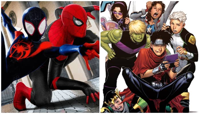 Spider-Man To Join The Young Avengers