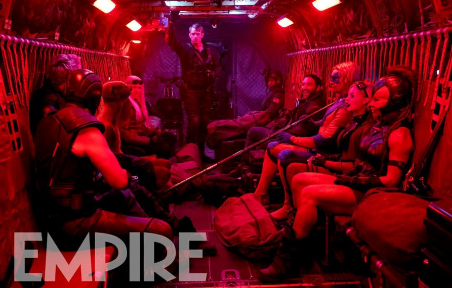 The Suicide Squad New Images