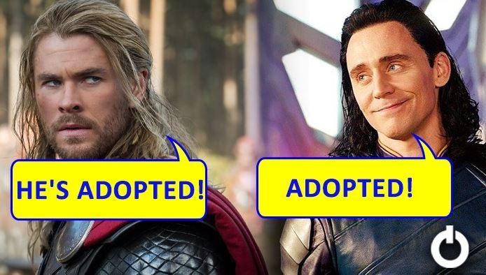 Thor And Loki Best Pair of Siblings