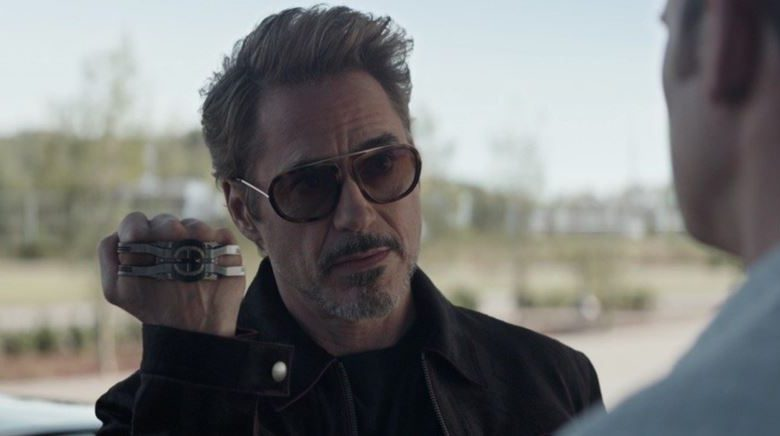 How Tony Stark Reveals Time Space GPS Functions