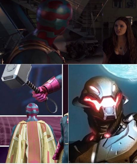 Details About Vision in The MCU