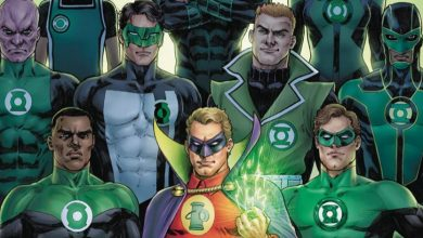 Photo of The Whole Line Up of HBO Max's Green Lantern Series Revealed