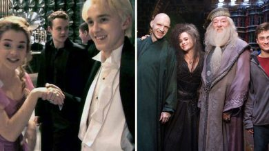 Photo of 25 Wizardly Awesome Behind-The-Scenes Moment From Harry Potter Films