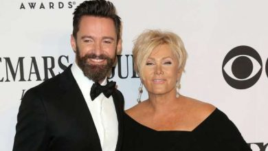 Photo of Hugh Jackman's Wife Is Sick of People Calling Her Husband Gay