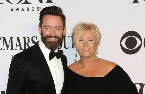 Hugh Jackman's Wife Calling Her Husband Gay