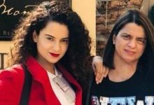 Photo of Kangana Ranaut Replies On The Summons Send By Mumbai Police, Says 'Bohot Yaad Aati Hai k-k-k-k-k Kangana'