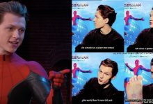 "Photo of 20 Innocent Tom Holland Interviews Proving He is ""Real Life"" Peter Parker"