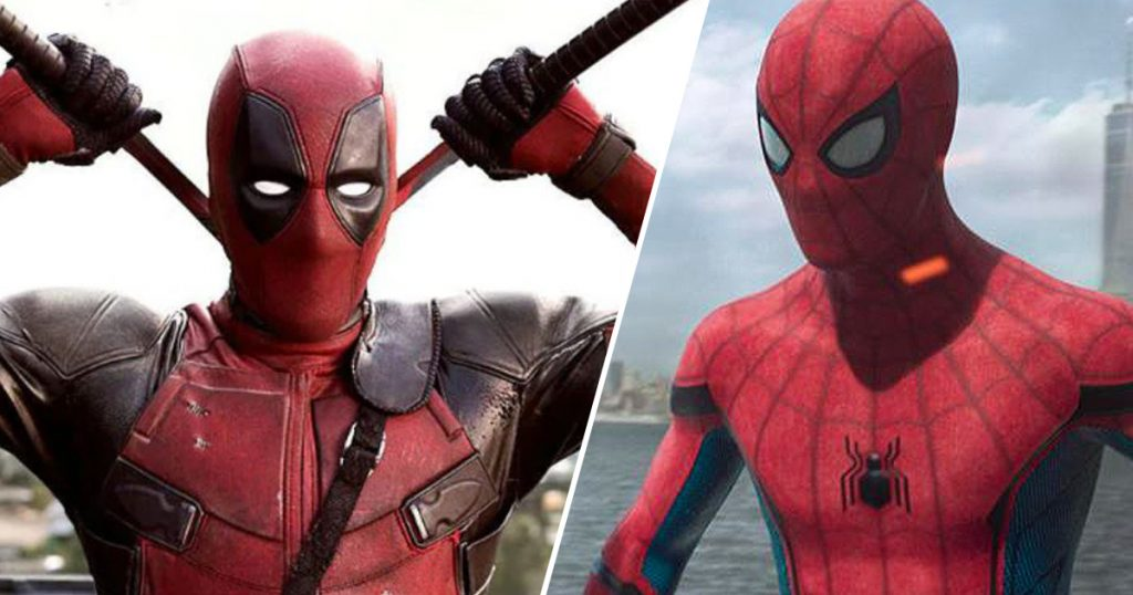mcu-rumor-Spider-Man & Deadpool Team Up