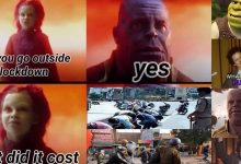 "Photo of 25 Memes That Prove ""Mad Titan"" Thanos Was the Funniest Character in MCU"