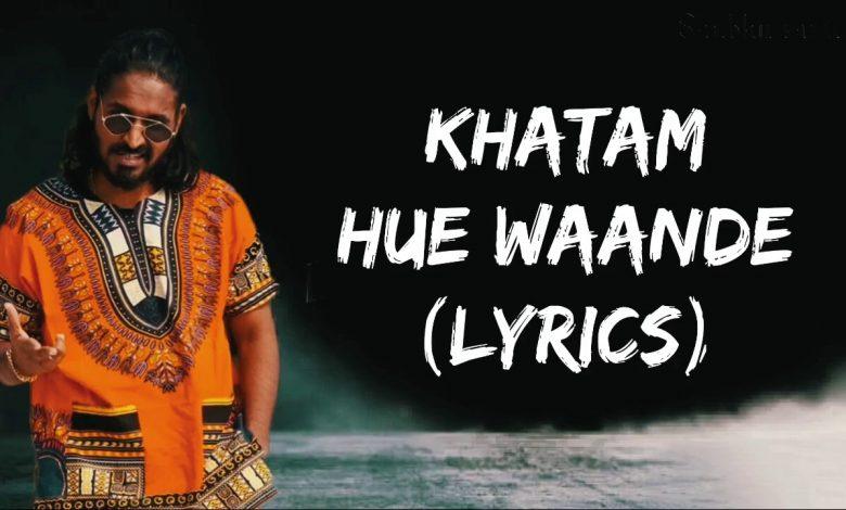 khatam hue bande mp3 download
