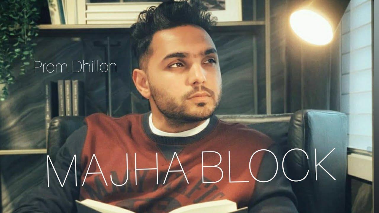 majha block song download