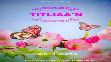 titliyan hardy sandhu mp3 song download