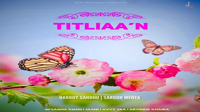 titliyan hardy sandhu mp3 song download