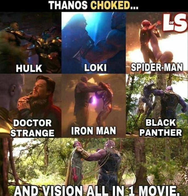 Craziest Memes of Marvel Characters Trolling Each Other