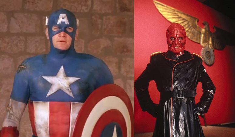 Movie Adaptions of Comic Book
