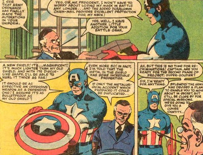 Facts About Captain America