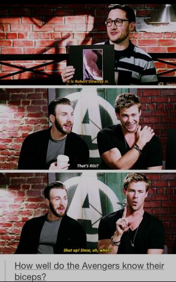 MCU Actors Trolled Each Other
