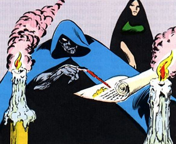 Chaos Magic Sets Up Doctor Strange 2's Villain