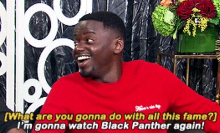 Black Panther Best Cast