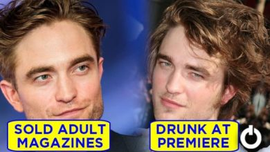 Facts About Robert Pattinson