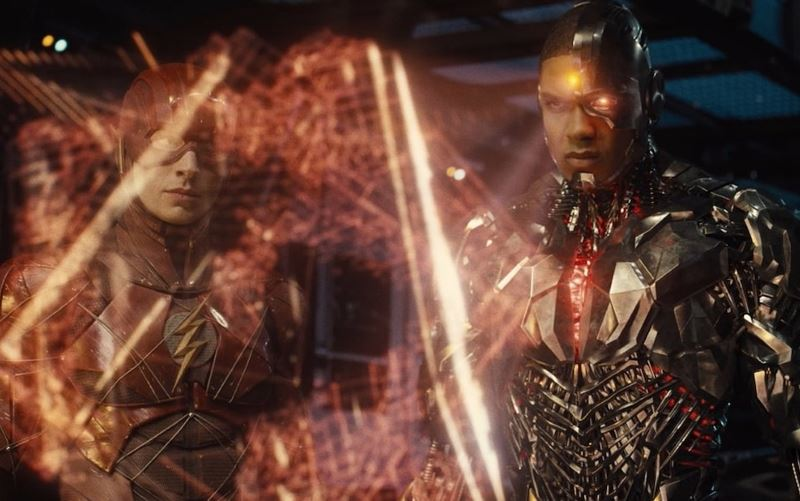 Steppenwolf New Look  Justice League Trailer