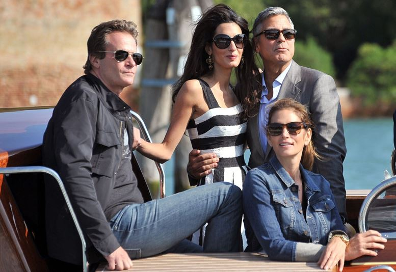 Celebrity Couples Vacations Together