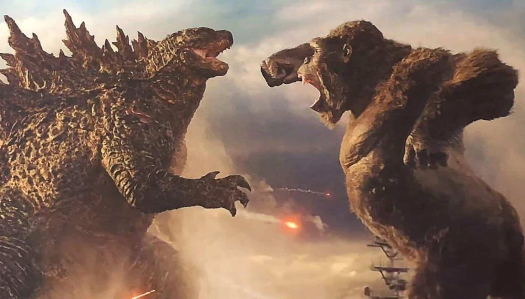 Godzilla vs. Kong Postponed