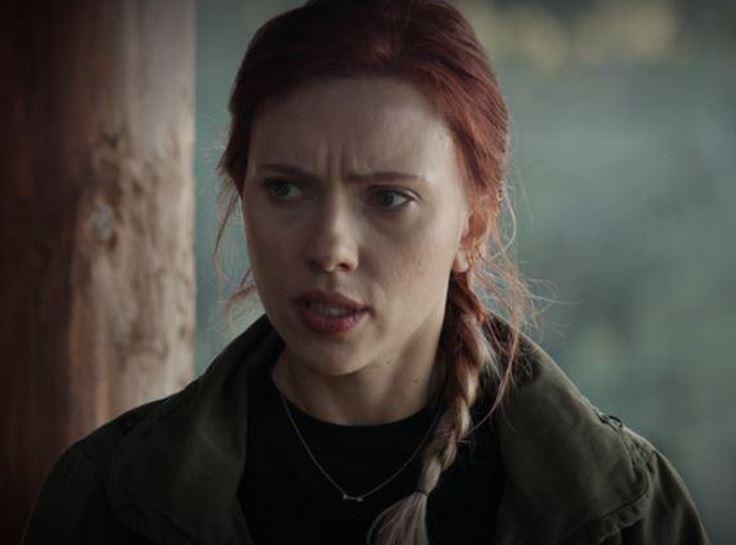 Black Widow Postponed To July