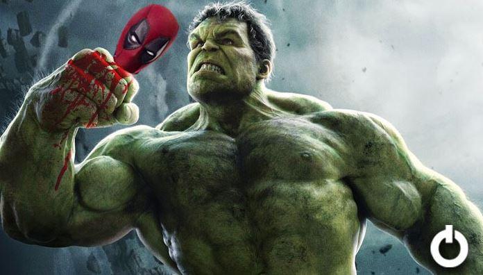 Hulk Caused Destruction