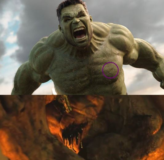 Interesting Details About Hulk