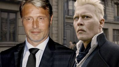 Photo of Mads Mikkelsen Refines Gellert Grindelwald in Fantastic Beat 3