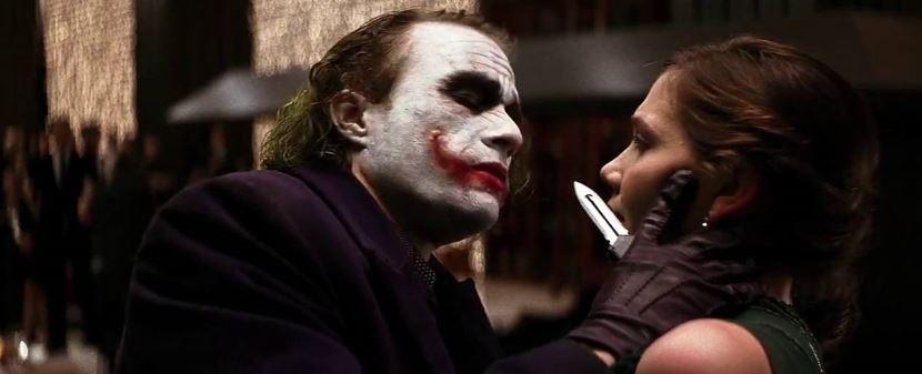 Heath Joker The Dark Knight