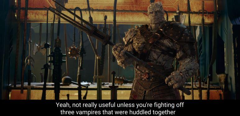 Thor: Ragnarok Vampires Exist in the MCU