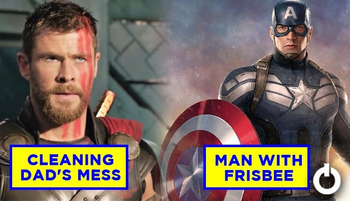 Plots in MCU With Explanation
