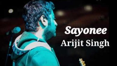 Photo of Sayonee Arijit Singh Mp3 Download in High Quality Audio Free
