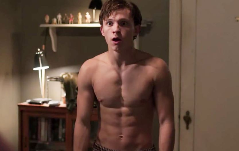 When MCU Heroes Went Shirtless