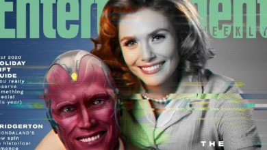 Photo of New Entertainment Weekly Cover Reveals Another Great Look at WandaVision