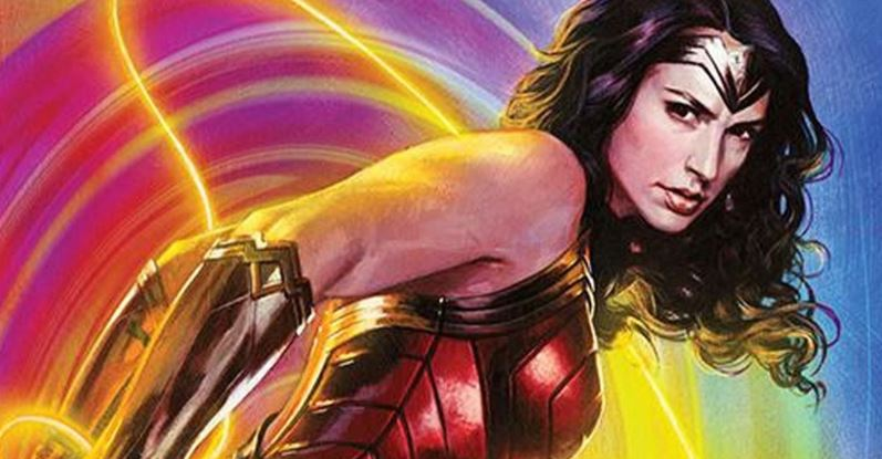 First Three Minutes of Wonder Woman 1984