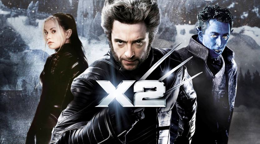 Shows And Movies of X-Men