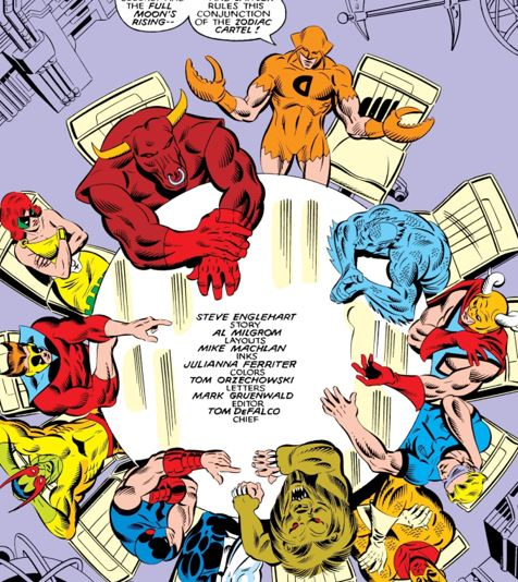 Comic Book Characters Missed
