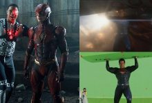 Photo of 20 Surprising Before And After Special Effect Images From DC Movies