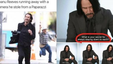 Photo of 25 Times Internet Loved Keanu Reeves And It's Simply Breathtaking