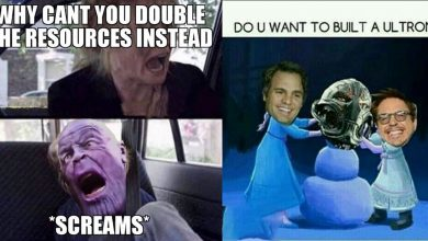 Photo of 25 Times The Internet Totally Made Fun of Marvel Movies