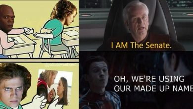 Funniest Star Wars Vs. MCU Memes