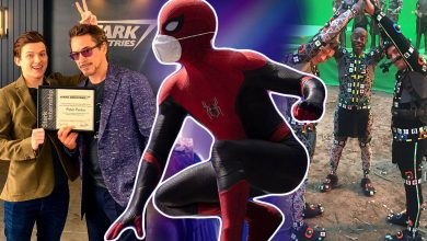 Photo of 20 Amazing And Unseen Marvel Set Photos of Tom Holland's Spider-Man