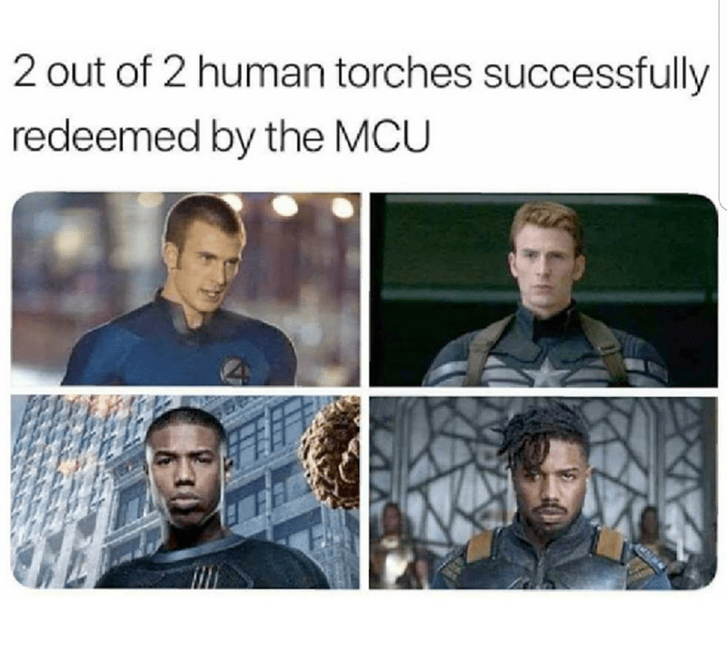 Love/Hate Relationship With MCU