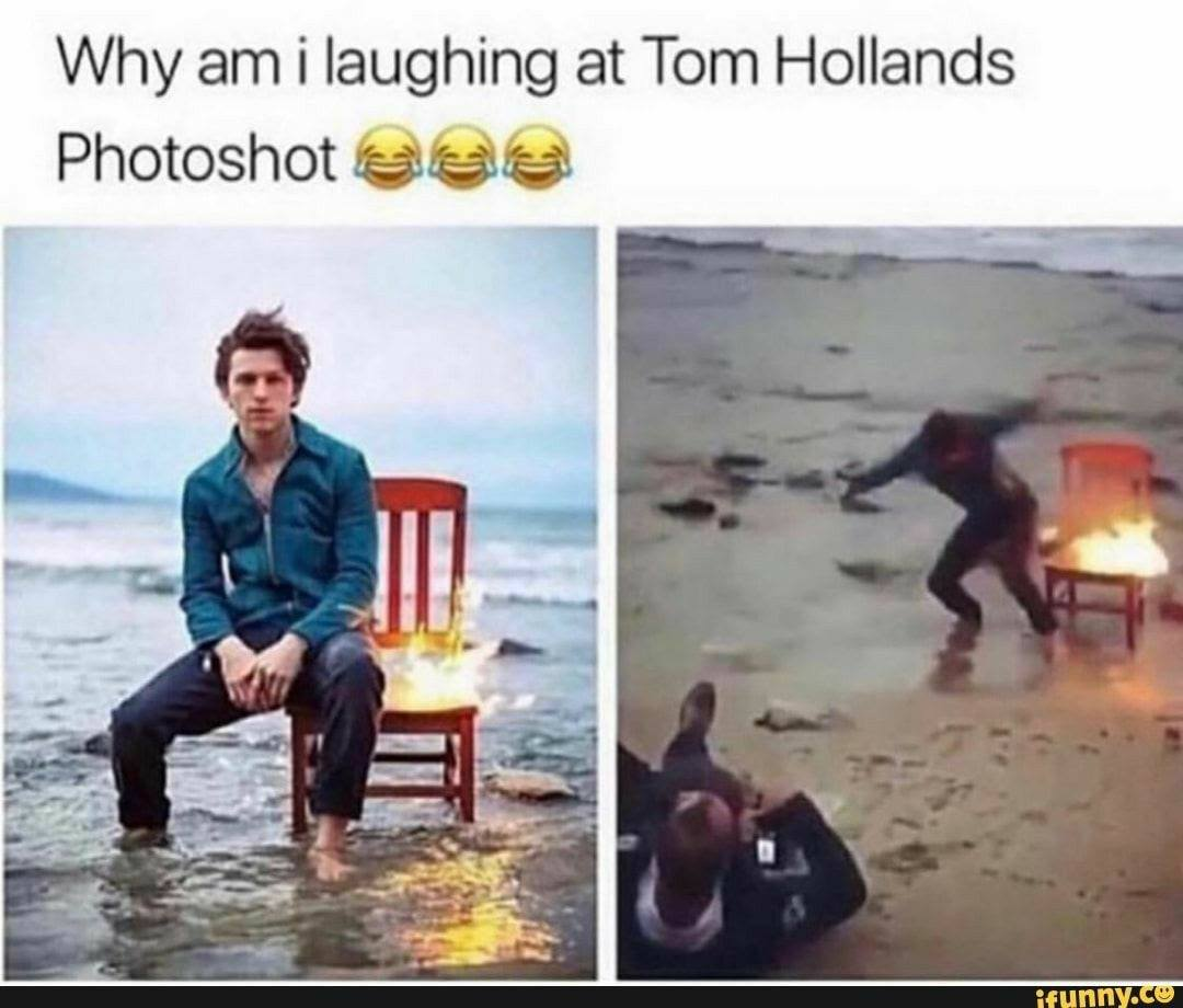 Internet Fell In Love With Tom Holland