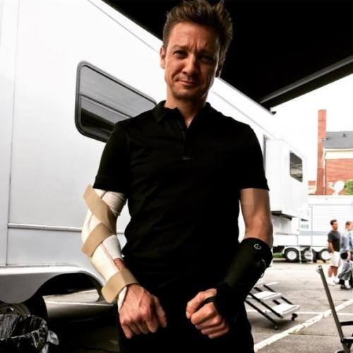 Images From The Hawkeye Set