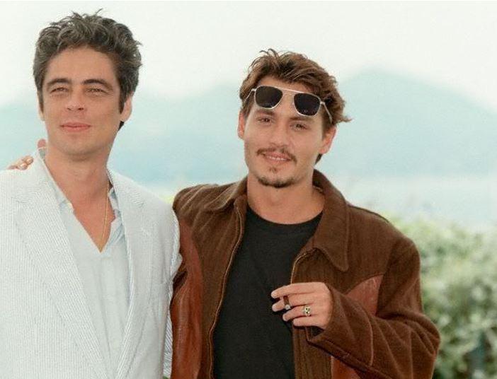 Johnny Depp Close Friends