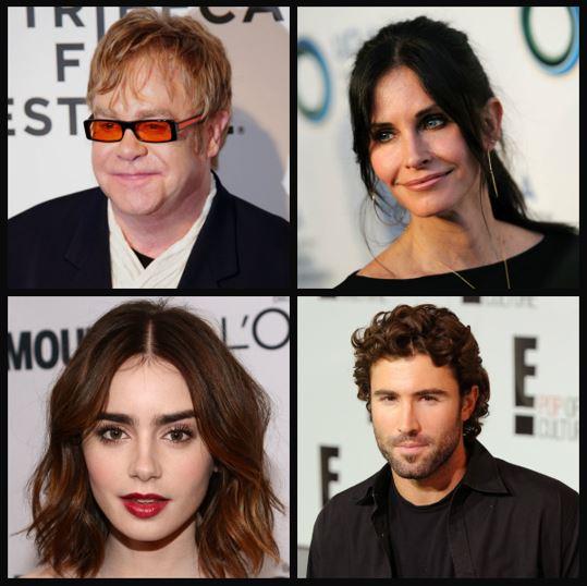 Celebrity Neighbors of Hollywood